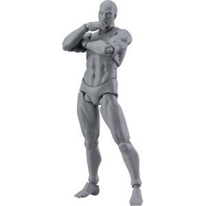予約2018年7月以降未定 【再販】 マックスファクトリー figma archetype next:he gray color ver. (男性素体 グレー) (フィギュア)【クレ決済注意事項有り】|kashibako