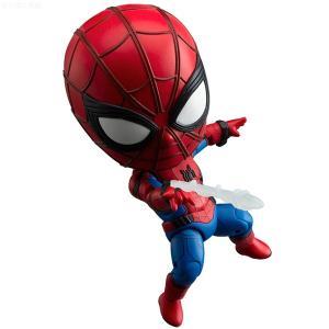 予約11月 グッドスマイルカンパニー ねんどろいど スパイダーマン ホームカミング・エディション (フィギュア) 【クレジット決済注意事項有り】|kashibako