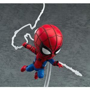 予約11月 グッドスマイルカンパニー ねんどろいど スパイダーマン ホームカミング・エディション (フィギュア) 【クレジット決済注意事項有り】|kashibako|03