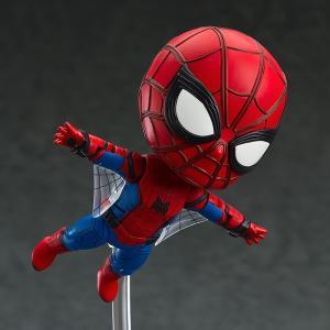 予約11月 グッドスマイルカンパニー ねんどろいど スパイダーマン ホームカミング・エディション (フィギュア) 【クレジット決済注意事項有り】|kashibako|05