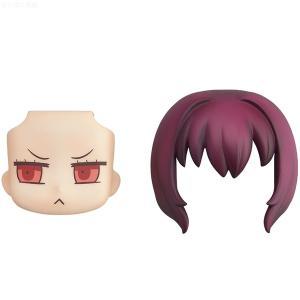 予約2018年1月 GSC ねんどろいどもあ マンガで分かる!Fate/Grand Order とりかえっこフェイス(ランサー/スカサハ) 【クレ決済注意事項有り】|kashibako