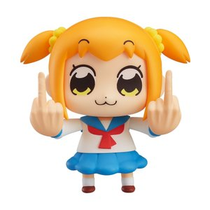 予約2018年6月以降未定 【再販】 グッドスマイルカンパニー ポプテピピック ねんどろいど ねんどろいど ポプ子 (フィギュア) 【クレ決済注意事項有り】|kashibako