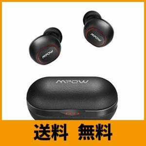 【T5進化版】Mpow M5 Bluetooth ワイヤレス イヤホン AAC&APT-X 高音質 ...