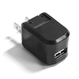 コンパクト!AC/USB充電器(AJ-379)|kashimura