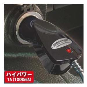 DCチャージャー 1A 【microUSB】(AJ-381) kashimura