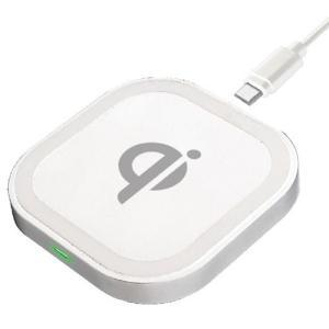 ワイヤレス充電器 ホワイト(AJ582)|kashimura