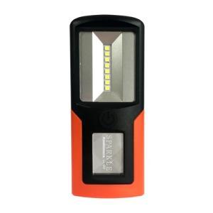 LEDワークライト USB充電式 マグネット付き 100ルーメン(LL22)|kashimura