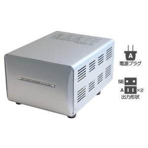 カシムラ大容量変圧器(220V〜240V:3000W/100V:1500W)送料無料(NTI119)|kashimura