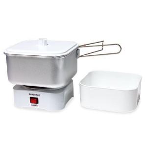 海外でも使える!マルチボルテージ調理器トラベルクッカー(NTI132)|kashimura