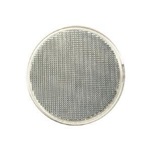 反射レンズ直径100mm 白色(クリア)(ZR-62)|kashimura