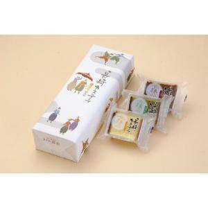 カステラ 長崎カステラ スライス詰合せ 個包装 5枚入|kashuen-moricho|02