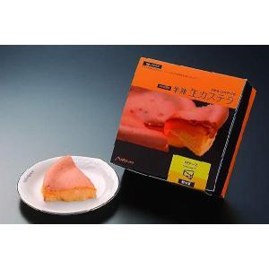 カステラ 森長 半熟 生カステラ Wチーズ コラーゲン配合 冷凍配送|kashuen-moricho|04