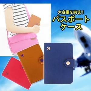 大容量 パスポートケース 旅行 収納 トラベル KZ-PASCA 予約|kasimaw