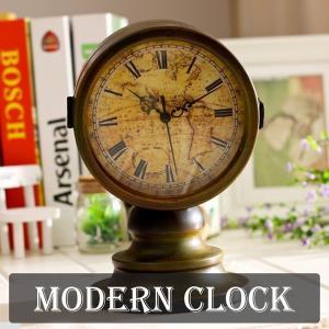 モダンデザイン 置き時計 インテリア アンティーク風 小物 雑貨 生活 KZ-D5-AF739071 予約|kasimaw