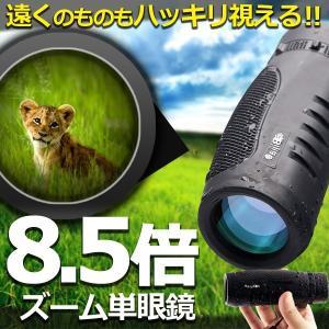 8.5倍 ズーム 防水 単眼鏡 32mm径 モノキュラー フィールドギア スポーツ 観戦 鑑賞 KZ-BJ-8.5x30 予約|kasimaw