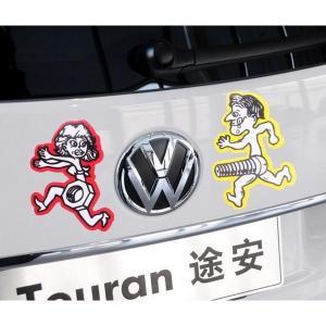 車用ステッカー ジョーク ネジとナット ST001|kasimaw