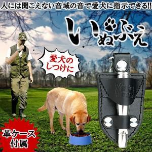 犬笛 ホイッスル 犬 猫 しつけ 訓練 トレーニング KZ-INUBUE 即納|kasimaw