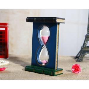 砂時計 高さ16cm BOOKタイプ|kasimaw