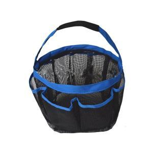 濡れても大丈夫 水泳 風呂 用バック 大容量で持ち運び便利 ( ブルー ) KZ-HUROBAG-BL 予約|kasimaw