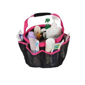 濡れても大丈夫 水泳 風呂 用バック 大容量で持ち運び便利 ( ピンク ) KZ-HUROBAG-PK 即納|kasimaw