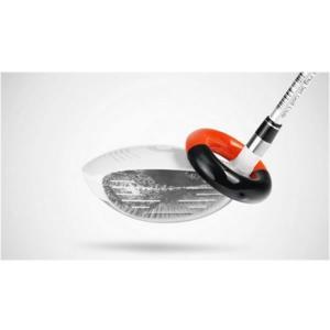 ゴルフ クラブ ヘッド スイング 練習用品 ウォームアップ リング KZ-JZH001  即納|kasimaw