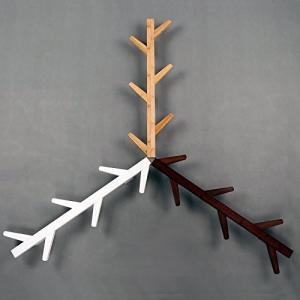ウォール ハンガー 木製 壁掛け 収納 部屋 帽子掛け JP150420|kasimaw