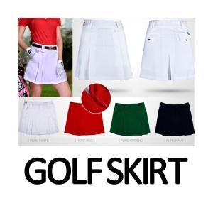 ゴルフ スカート 女性 スポーツウェア GOLF KZ-GO-SK  即納|kasimaw