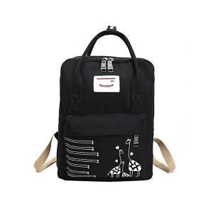 キリンさん リュックバッグ 27 大容量 プライベート 便利 収納 機能性 肩掛け オシャレ 予約|kasimaw