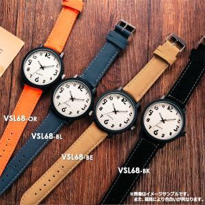 レトロカジュアル レディースウォッチ かわいい 腕時計 KZ-V-SL68 即納|kasimaw