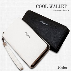 PU製 財布 カードケース 大容量 2カラー 男女兼用 メンズ レディース KZ-LGCARD2 kasimaw
