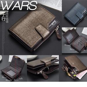 レザー 財布 2つ折り カード 収納 大容量 PU KZ-13840 即納|kasimaw