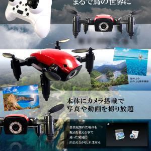 ドローンキング ラジコン 小型 カメラ 折畳式 モニタリング スマホ 遠隔 リモコン 3D飛行 バンパー付属 おしゃれ 高性能 DOROKING 即納|kasimaw|04