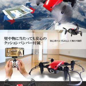ドローンキング ラジコン 小型 カメラ 折畳式 モニタリング スマホ 遠隔 リモコン 3D飛行 バンパー付属 おしゃれ 高性能 DOROKING 予約|kasimaw|06
