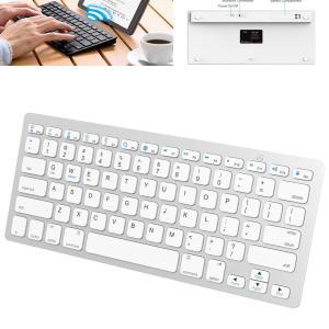 キーボード Bluetooth ワイヤレス 静音設計 無線 iOS Android Mac Windows EGBOARD|kasimaw|04