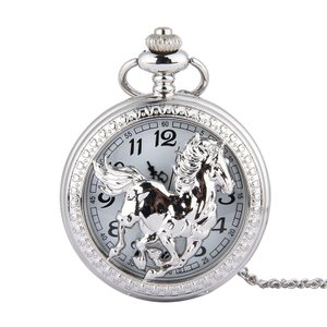 懐中時計 ペンダント ウォッチ プレゼント UMA-WATCH