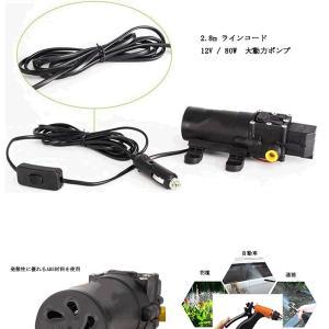 車用高圧洗浄機 12V 車用クリーナー 洗車フォームガン 洗車のパイプ シガーソケット 接続式 SENKURI-12|kasimaw|04