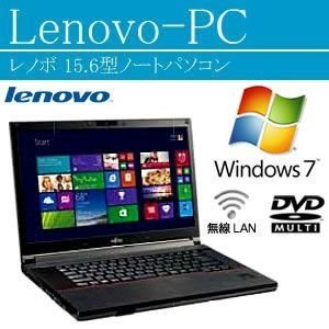 Fujitsu LIFEBOOK A553/H 15.6 Win7 Celeron 2GB 320GB DVDマルチ 無線LAN Bluetooth FMVA06004|kasimaw
