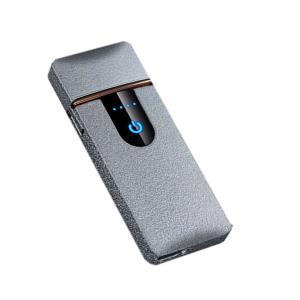 スモーカーフェイス シルバー 電熱 電子 ターボライター USB充電式 煙草 タバコ 喫煙 グッズ SUMORKFC-SV kasimaw 06