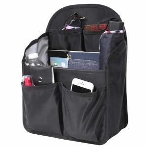 バッグインバッグ リュック タテ型 自立 軽量 レディース メンズ bag in bag ナイロン|kasimaw