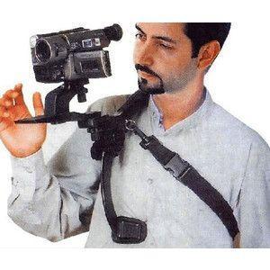 ハンズフリーショルダーパッド ビデオ カメラ スタンド固定器具 KZ-HFSP 予約|kasimaw