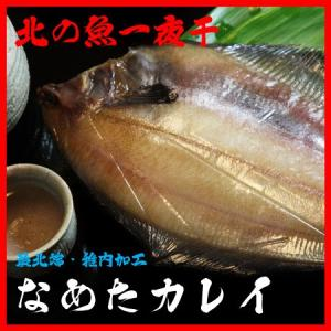 干物 一夜干し ナメタガレイ 海産物 魚 北の魚 なめたがれい 1枚入