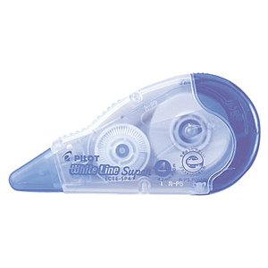 パイロット 修正テープ ホワイトラインスーパー ECTE-SP4 kasugado