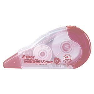 パイロット 修正テープ ホワイトラインスーパー ECTE-SP6 kasugado