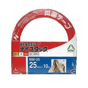 ニチバン 再生紙両面テープ ナイスタック 25mm|kasugado