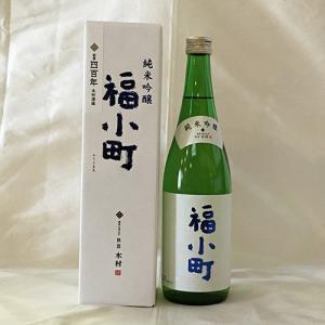 福小町 純米吟醸 720ml 秋田県