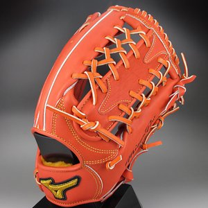 2015年 K-KLUB限定 ミズノプロスピードドライブテクノロジー 一般硬式外野手用 1AJGH12007 52:スプレンディッドオレンジ 右投げ|kasukawa