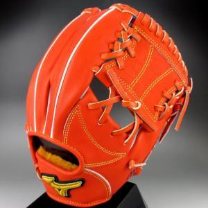 2016年モデル BSSショップ限定 ミズノ MIZUNO 一般硬式内野手用4/6 右投げ ミズノプロ スピードドライブテクノロジー 1AJGH14003-52|kasukawa