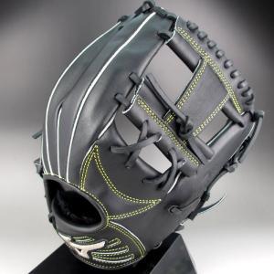 ミズノ MIZUNO 一般ソフトボール内野手用右投げ ロードオブライズ 1AJGS12403(09)ブラック kasukawa