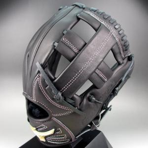 2017年限定モデル ミズノ MIZUNO 少年軟式Kモデル右投げ Global Elite RGブランドアンバサダー 1AJGY17343(09)ブラック|kasukawa