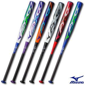 ミズノ ソフトボール用バット 3号ゴムボール用 ミズノプロ AX4 1CJFS307 6色展開 2020年モデル
